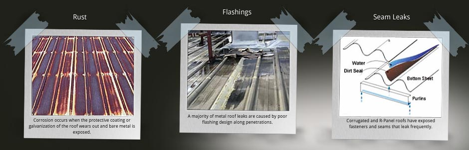 Header Metal Roofing