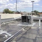 Repair of existing EPDM roof